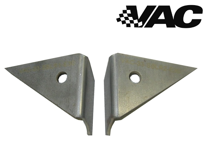 VAC - E30 & Z3 (all) Rear Swaybar Trailing Arm Reinforcement Kit