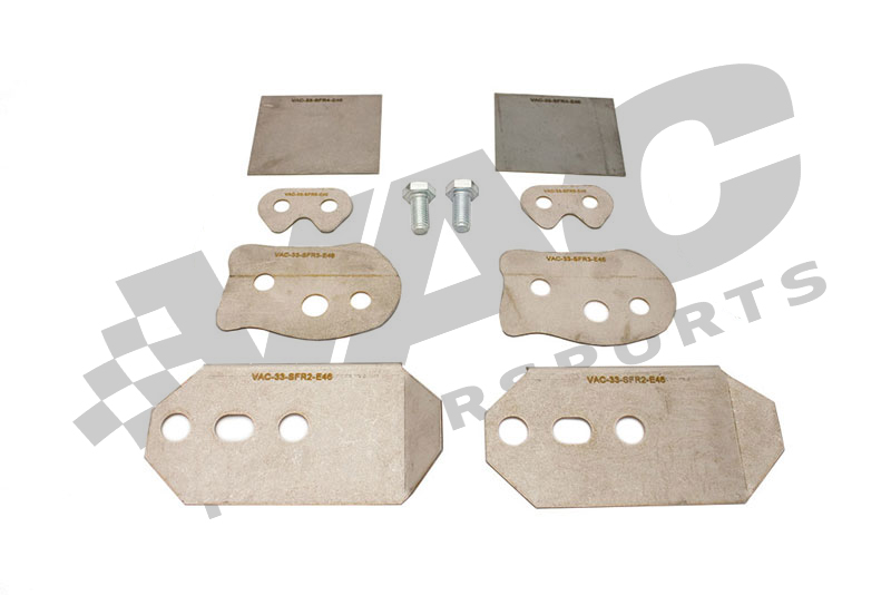VAC Subframe Reinforcement Kit (BMW E46) Rear THUMBNAIL