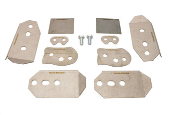 VAC Subframe Reinforcement Kit (BMW E46) Rear
