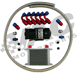 VAC - Differential Cooler Kit , with 6 ft Braided Hose THUMBNAIL