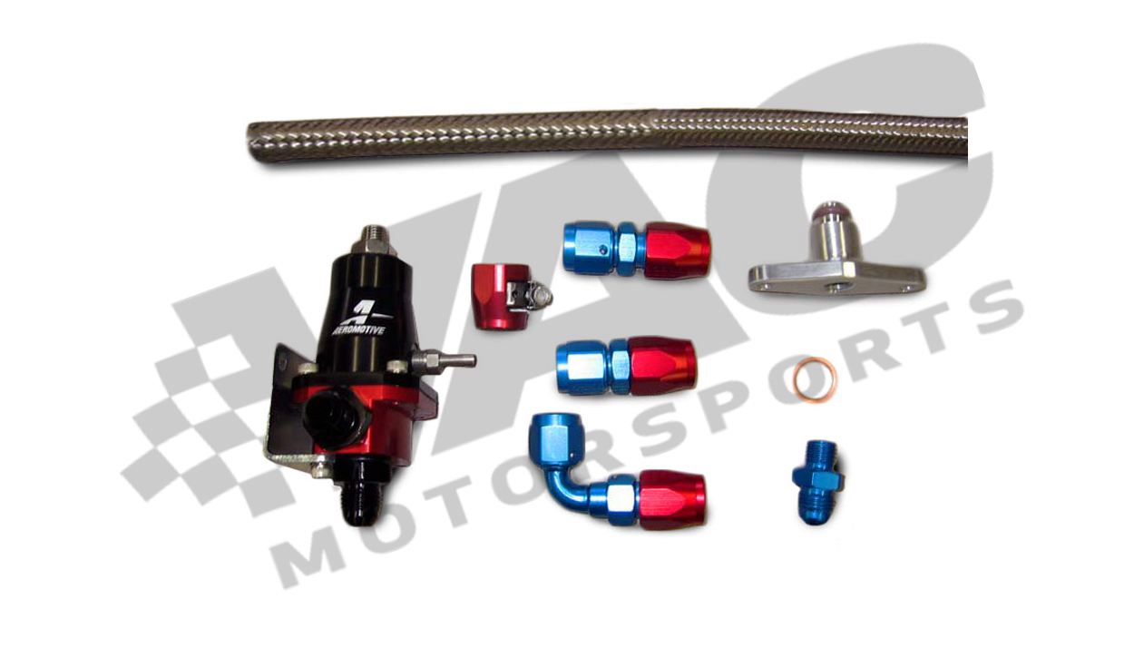 VAC - Performance Fuel Pressure Regulator Kit (Replaces early style Bosch) MAIN