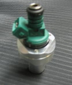 VAC Fuel Injector Bung -AN Line Adaptor MAIN