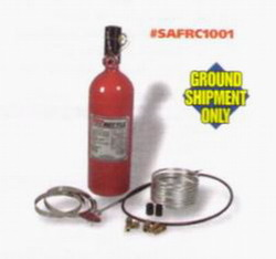 Firebottle 10 Lb Fire Suppression System
