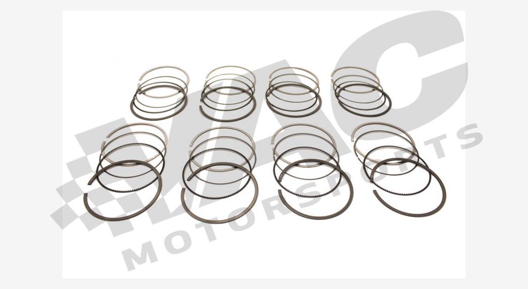 VAC - S62 High Performance Direct Replacement Piston Ring Set THUMBNAIL