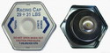 High Pressure Radiator Cap - 24 & 30 lbs