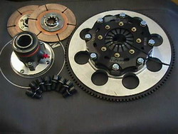 VAC / Tilton M10 Lightweight Race Flywheel & Clutch Kit