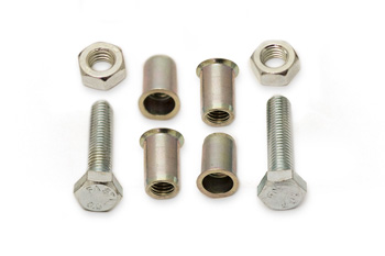 VAC - X Brace Riv-Nut Installation Hardware Kit