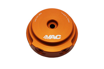 VAC Billet Oil Filter Lid w/Sensor Ports for BMW M50/M52, S50, S52 (US & Euro), S54