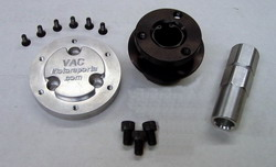 VAC - Integrated Quick Disconnect & Hub Kit, Weld On (Universal)