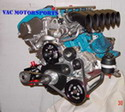 VAC Supercharged Engine (BMW S54) custom boosted