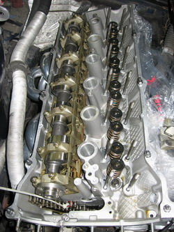 N54 Stage 2 Performance Cylinder Head