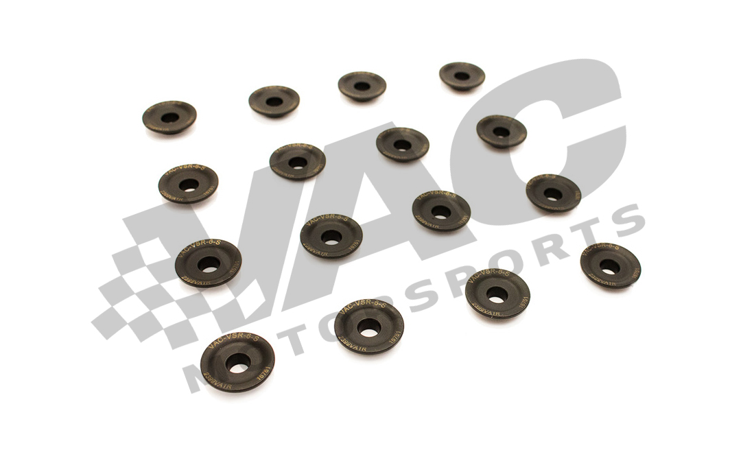 VAC Valve Spring Retainer Set, Steel, 7mm (16 pcs) BMW S14 THUMBNAIL