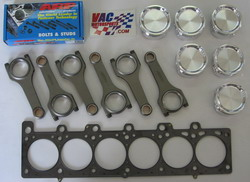VAC 'Pro Series' Turbo Build Kit (BMW M30)