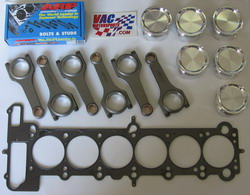 VAC Turbo Build Kit (BMW S54)