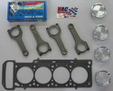 VAC Performance Turbo Build Kit (BMW S14) THUMBNAIL