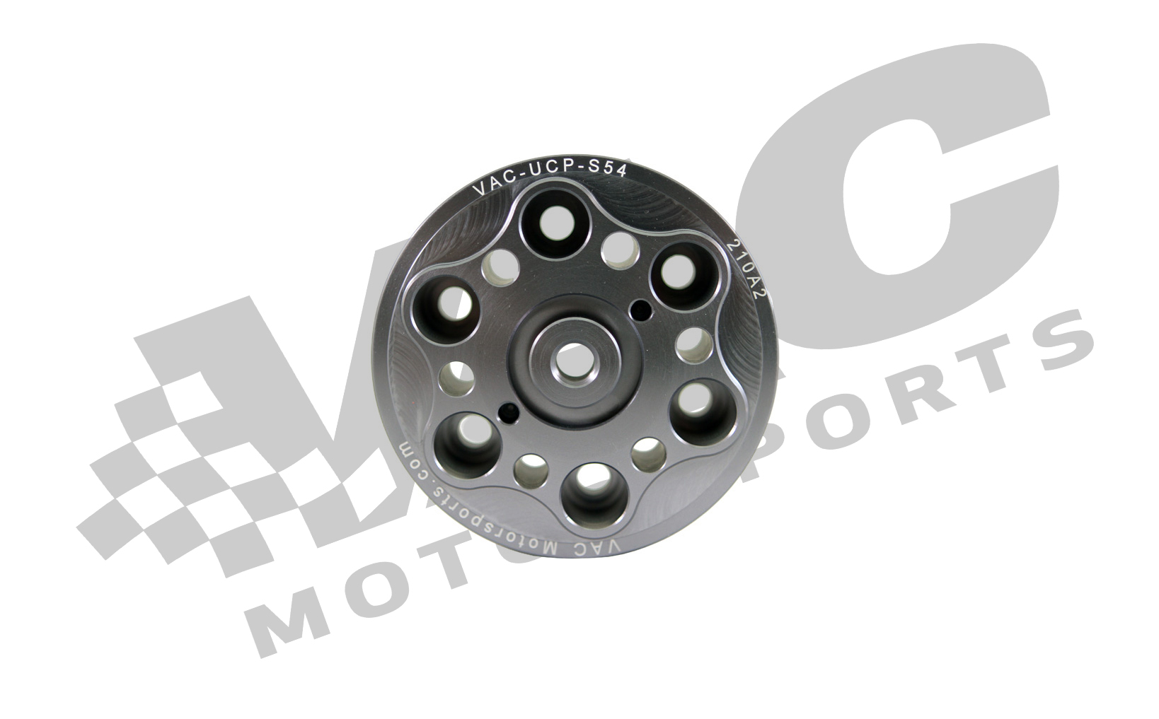 VAC Underdrive Crank Pulley (BMW S54) MAIN