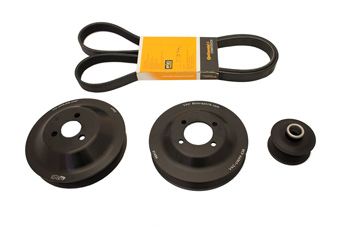 VAC - Underdrive Power Pulley Set - M42 (E36 only)