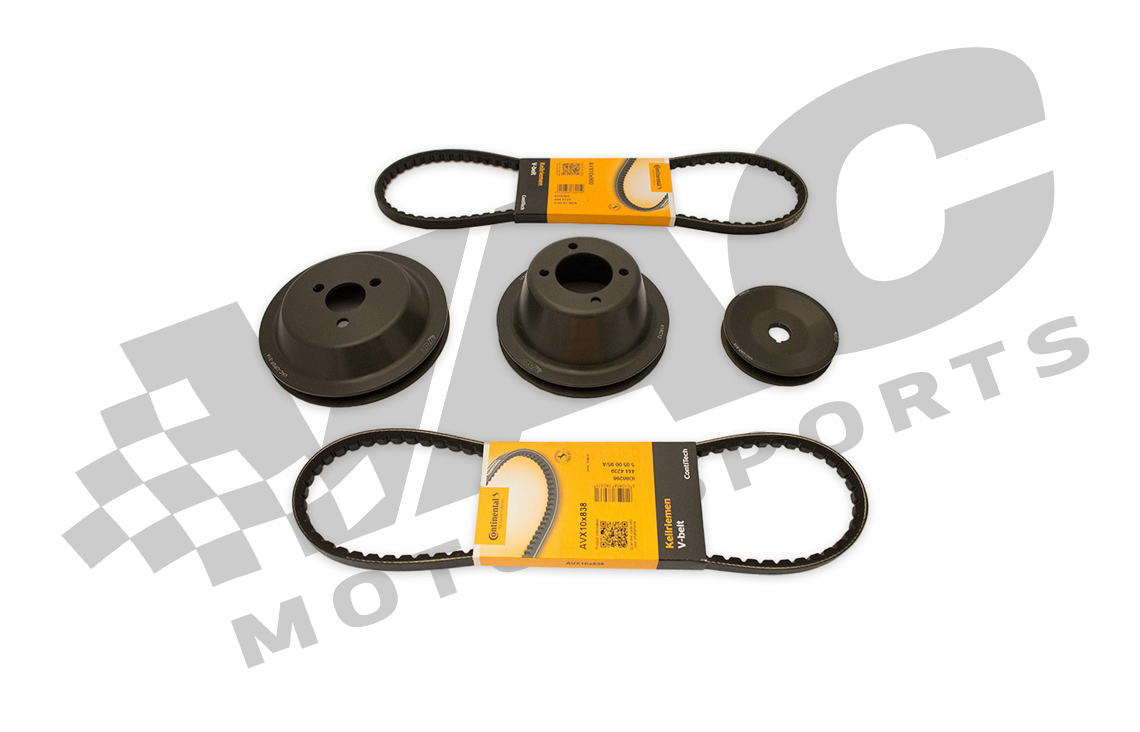 VAC Underdrive Power Pulley Set (BMW S14) THUMBNAIL