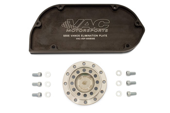 VAC - S50 (All Euro) VANOS Block Off Plate / Elimination Kit