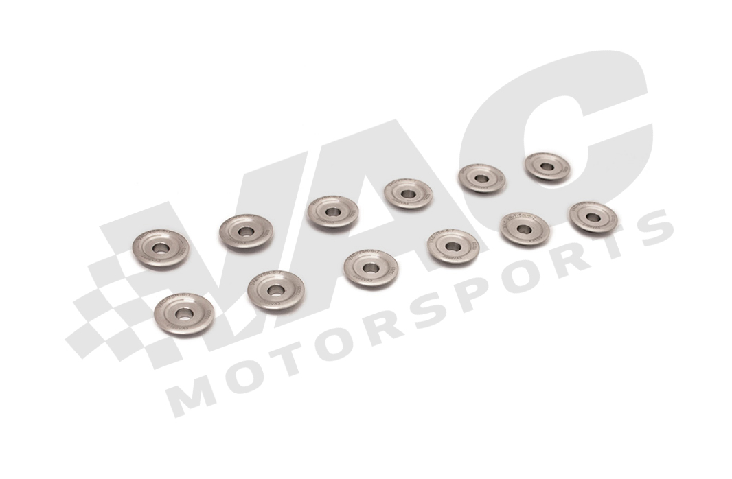 VAC Valve Spring Retainer Set, Titanium, 8mm (12 pcs) BMW M30 THUMBNAIL