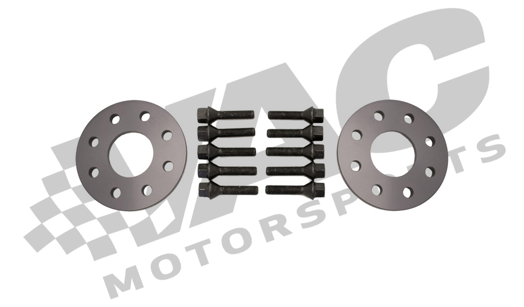 VAC BMW 4x100 non-hub-centric Wheel Spacers 10mm THUMBNAIL