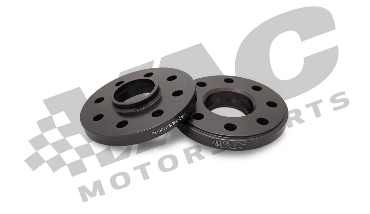 VAC BMW 4x100 hub-centric Wheel Spacers 30mm THUMBNAIL