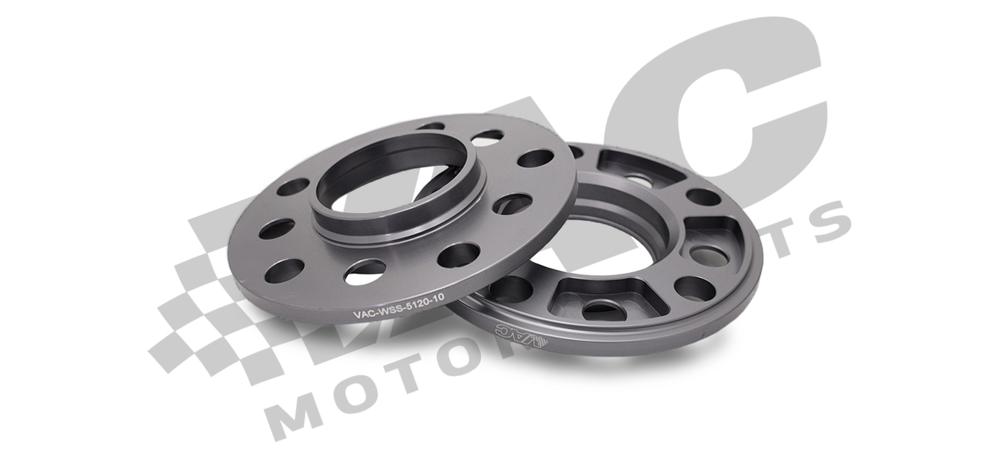 VAC BMW Wheel Spacers 10mm for Most BMWs SWATCH