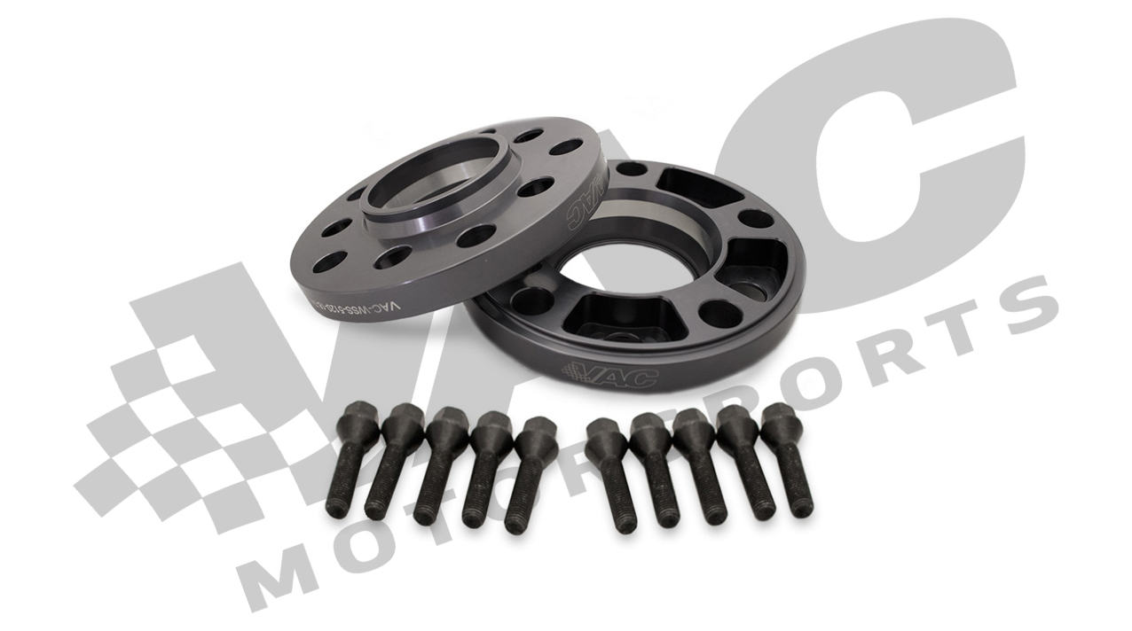 VAC BMW E39 18mm Wheel Spacer Adapter Set for 72.5mm THUMBNAIL