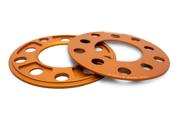 VAC BMW Wheel Spacers 5mm for Most BMWs