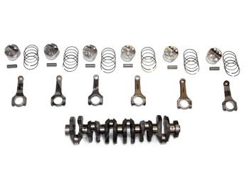 VAC - S50B30 & S50B32 EURO E36 M3, 3 4L Premium Stroker Kit