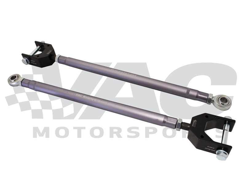 Spec E46 Adjustable Rear-Lower Control Arm (pair) by VAC Motorsports MAIN