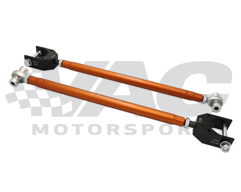 Spec E46 Adjustable Rear-Lower Control Arm (pair) by VAC Motorsports