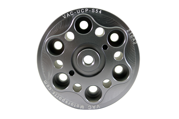 VAC Underdrive Crank Pulley (BMW S54)