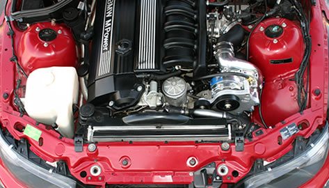 VF Engineering Supercharger System Z3 non-M (E36/E37)