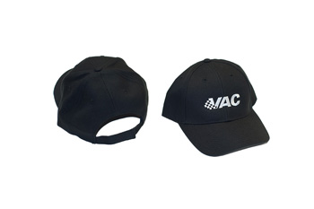 VAC Logo Adjustable Back Hat - Curved Visor