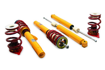 Ground Control - Complete Coilover Kit, Street (E46 M3)