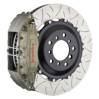 Brembo Big Brake Club Racing Kit (BMW M3 E46) - Front
