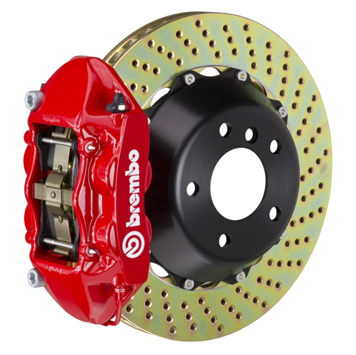 Brembo Big Brake GT System Kit (BMW F82 M4)(Rear) MAIN