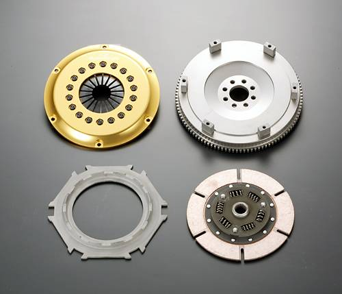 OS Giken - Super Single Clutch and Flywheel Kit (E30 M3) THUMBNAIL