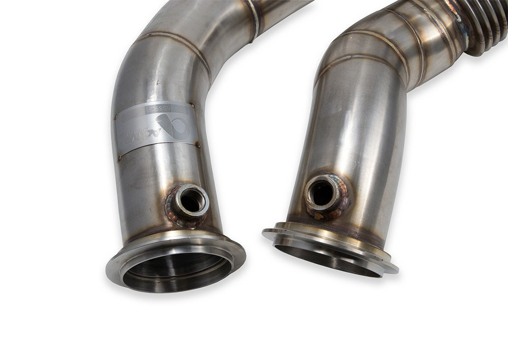 Active Autowerke - Downpipes (BMW S55) SWATCH