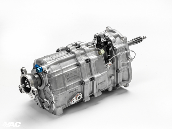 Drenth - DG500 Sequential Gearbox  ( 6 speed )