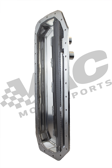 VAC Motorsports Dry Sump Pan, BMW M30/S38 SWATCH