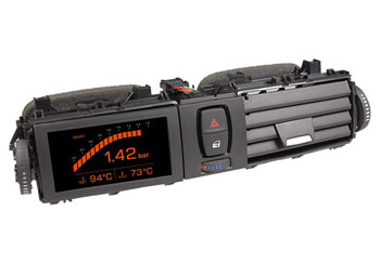 Integrated Vent Gauge BMW M3 & M4 (F8X)