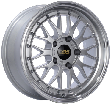 "BBS - LM 18"" Wheel SWATCH"