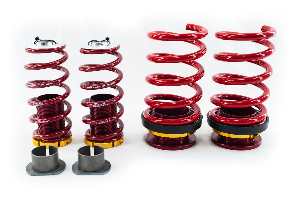 Ground Control - Coilover Conversion Kit, Front (BMW E10 2002) THUMBNAIL