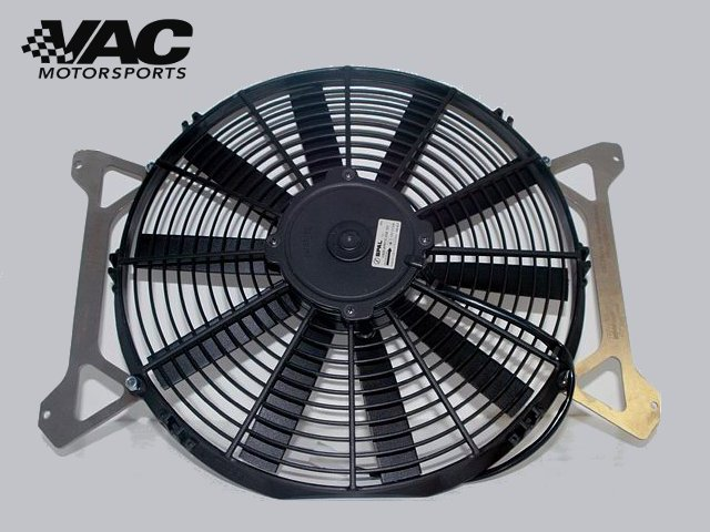 Vac Bmw E30 M3 Performance Electric Fan Radiator Cooling