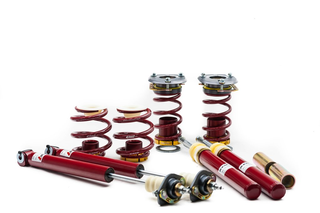 Ground Control - Race Coilover Suspension System (BMW E30) SWATCH