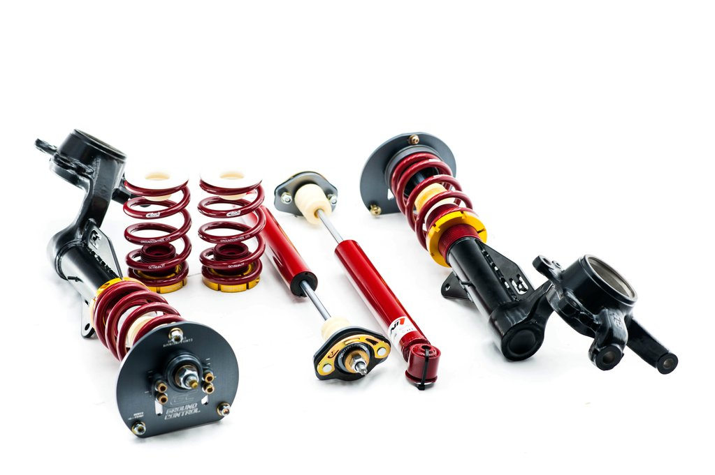 Ground Control - Coilover Suspension System (BMW E30 xi) MAIN