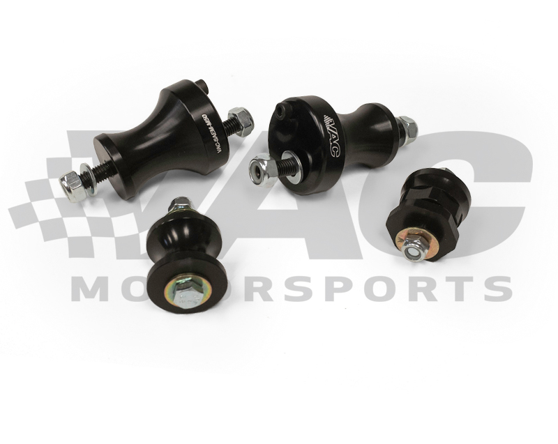 VAC Solid Engine and Trans Mount Set (BMW E36/E46 Z3/Z4)