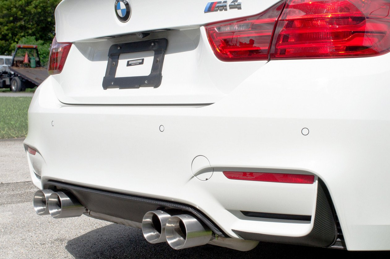 Active Autowerke - Exhaust Tips (BMW F8x M3/M4) SWATCH
